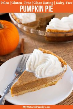 Top 15 of the most delicious, easy Paleo pumpkin desserts from around the internet. Healthy Paleo pumpkin desserts - gluten free, grain free, dairy free, refined sugar free & easy to make! Best Pumpkin Pie Recipe, Gluten Free Pumpkin Pie, Pumpkin Recipes, Paleo Recipes, Free Recipes, Paleo Dessert, Healthy Sweets, Dessert Recipes, Keto Desserts
