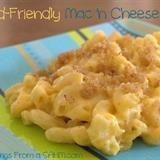 Linked to: musingsfromasahm.com/2012/05/easy-kid-friendly-macaroni-n-cheese-recipe/