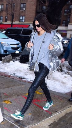 Kendall and out and about in New York City - 12.02.2017