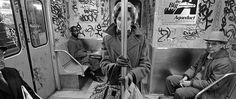 La fotografía urbana de Richard Sandler