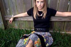 Jstyleme: Scribble Skirt