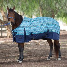 Professional's Choice Equisential 600D Winter Turnout Blankets available in new colors!