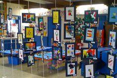 Kids Art Market: Art Show at Sutterville Preschool
