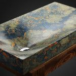 Handcrafted Concrete Sinks