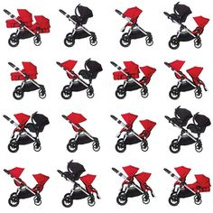 Baby Jogger City Select Stroller-BEST 5 SINGLE JOGGING STROLLERS UNDER 400$ 2016