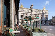 Cafe de la Paix, a Paris institution