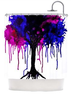 Weeping Willowby Claire Day   So many shower curtains, its amazing