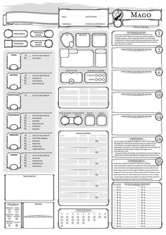 Dungeons And Dragons Characters, D D Characters, Character Sheet, Character Creation, Nova, Gaming, Worksheets, Note Cards, Objects