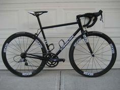 English Steel Road Bike