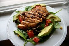 Blackened Chicken - YUM!!!  Enjoy these Barbecu-lishous recipes and more HCG Canada Diet Recipes at: http://hcgwarrior.com/chicken.html