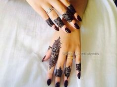 For all the mehandi lovers