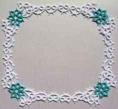 Needle Tatting Patterns | UMI & TSURU: April 2010