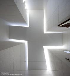 Iglesia de Iesu_Rafael Moneo, Sao Sebastian
