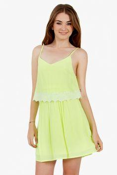 Limelight Dress – Liberation Company $35.00