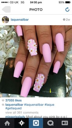 In love laque nails