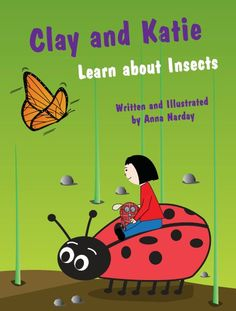Clay and Katie shrink down to bug size and learn about insects.