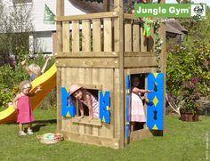 Jungle Gym Playhouse modul M | Køb online på Bilka.dk