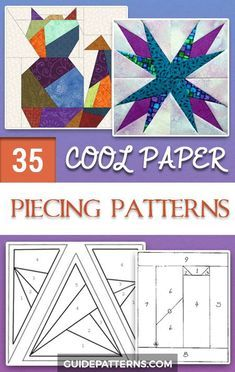 Cool Paper Piecing