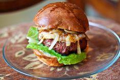 Saudi Sliders: Hashi Burgers (Camel) recipe - Foodista.com