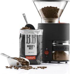 Bodum Bistro kahvimylly - Crema