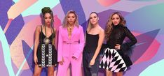 Jade Thirlwall, Jesy Nelson, Leigh-Anne Pinnock and Perrie Edwards shut down critics saying their stage outfits are a feminist statement in outspoken interview with Attitude magazine Little Mix Jesy, Little Mix Girls, Stage Outfits, Sexy Outfits, Litte Mix, Jesy Nelson, Myla, Perrie Edwards, Girl Bands