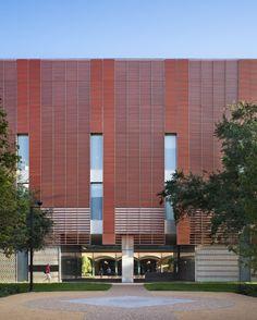 Brockman Hall for Physics. Image © Michael Moran