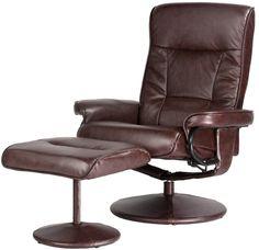 Massage Chair Leisure Recliner 8 Massage Motors Heat Treatment Footstool…