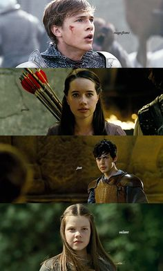 The Kings and Queens of Old: Peter the Magnificent Susan the Gentle Edmund the Just Lucy the Valiant