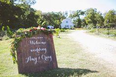 Amy + Craig | Springdale Farm | Event Design and Rentals: Loot Vintage Rentals | Photography: The Nichols