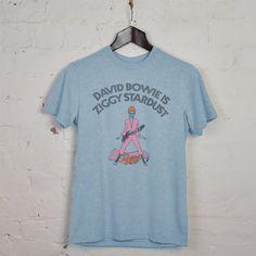 DAVID BOWIE  1972 David Bowie is Ziggy Stardust by NeedleAndHarp
