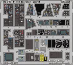 F-14D interior S.A. 1/32  - 1