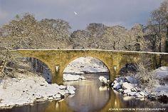 Devil's Bridge, Kirkby Lonsdale, Cumbria, England