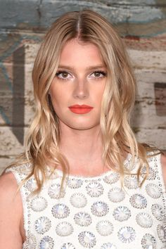 Sigrid Agren attends the CHANEL Dinner Celebrating N°5 THE FILM By Baz Luhrmann. Makeup + Hair by Andrea Tiller.