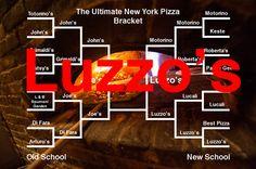 Luzzo's Wins The Ultimate New York City Pizza Bracket