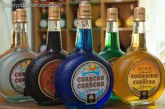 The only genuine curacao is made at the Curacao Liqueur Distillery, Landhuis Chobolobo, Salina (Curacao island).