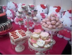Fabulous Hello Kitty Birthday Party