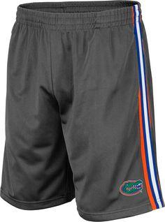 Colosseum Men's Florida Gators Grey Santiago Shorts