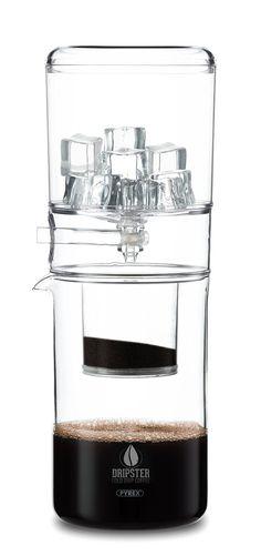 Für Coffeelover: Cold Brew Coffee Dripper für 4 Tassen / 500ml