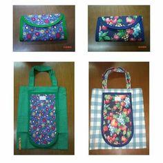 Bolsa billetera, practica y facil Reusable Shopping Bags, Reusable Bags, Shoping Bag, Produce Bags, Linen Bag, Fabric Bags, Market Bag, Sewing Accessories, Cloth Bags