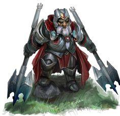 Male, dwarf