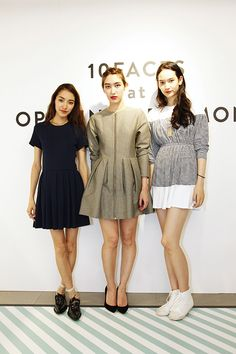 Sayo Yoshida,JULIE ROCHE,Mona at 10FACES at OPENING CEREMONY Party