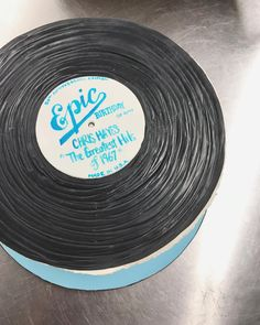 16 Best Record Cake Images Record Cake Music Cakes Cake