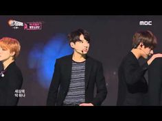 [2015 MBC Song big festival] 2015 MBC 가요대제전 - BTS - I Need U + RUN, 방탄소년단 - I Need U + RUN 20151231 - YouTube
