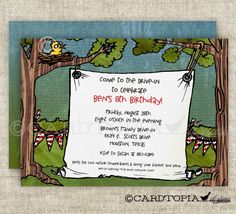 Movie Drive-In Birthday Party Invitations for Boy or Girl Birthday Movie Party Digital DIY Printable and Personalized - 105313813. $13.50, via Etsy.