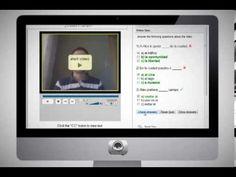 """""""Spanishear"""": una colección de muchos vídeos muy cortos con explicaciones (en inglés), transcripciones y ejercicios de comprensión. Los hablantes de los vídeos, nativos de diferentes países hispanohablantes, responden a preguntas de la vida cotidiana. Muy recomendable, especialmente para nivel Básico 2, Intermedio 1 e Intermedio 2.  http://www.spanishear.com/"""