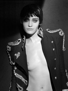 Heidi Mount by peter lindbergh Peter Lindbergh, Nude Photography, Portrait Photography, Fashion Photography, Good Looking Women, Famous Photographers, Fashion Models, Style Fashion, Beauty