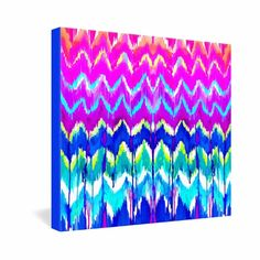 Summer Dreaming Wrapped Canvas Art