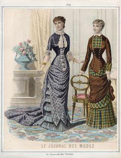 1880, Le Journal des Modes