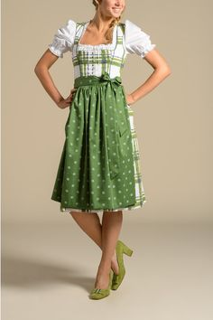 Plaid Dirndl! I have found the perfect dresses!! I literally love them all