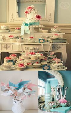 tea party decoration awesome tea party favors and decoration for rh pinterest com